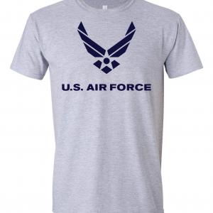 US Air Force, Grey, T-Shirt
