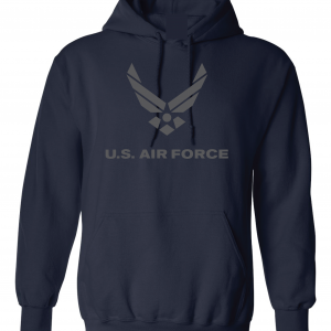 US Air Force, Navy, Hoodie