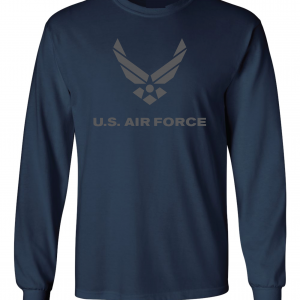 US Air Force, Navy, Long-Sleeved