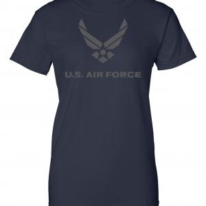 US Air Force, Navy, Women's Cut T-Shirt
