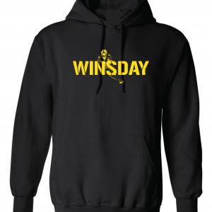 WInsday - Le'Veon Bell, Black, Hoodie