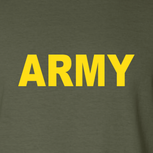 Army, Hoodie, Long-Sleeved, T-Shirt, Crew Sweatshirt, Women's Cut T-Shirt