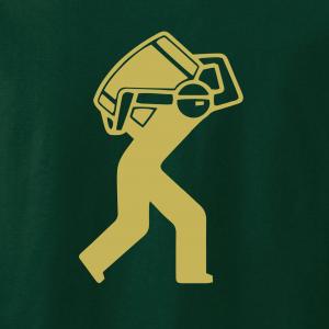 Barrel Worker, Hoodie, Long-Sleeved, T-Shirt, Crew Sweatshirt, Women's Cut T-Shirt