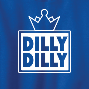 Dilly Dilly Crown, Hoodie, Long-Sleeved, T-Shirt, Crew Sweatshirt, Women's Cut T-Shirt
