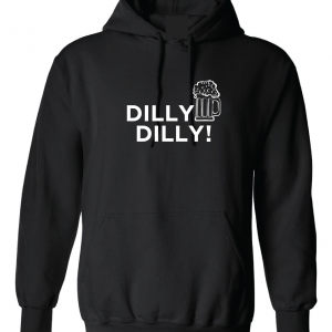 Dilly Dilly Beer, Black, Hoodie
