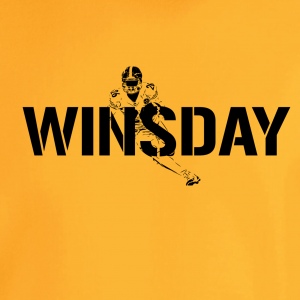 WInsday - Le'Veon Bell, Hoodie, Long-Sleeved, T-Shirt, Crew Sweatshirt, Women's Cut T-Shirt