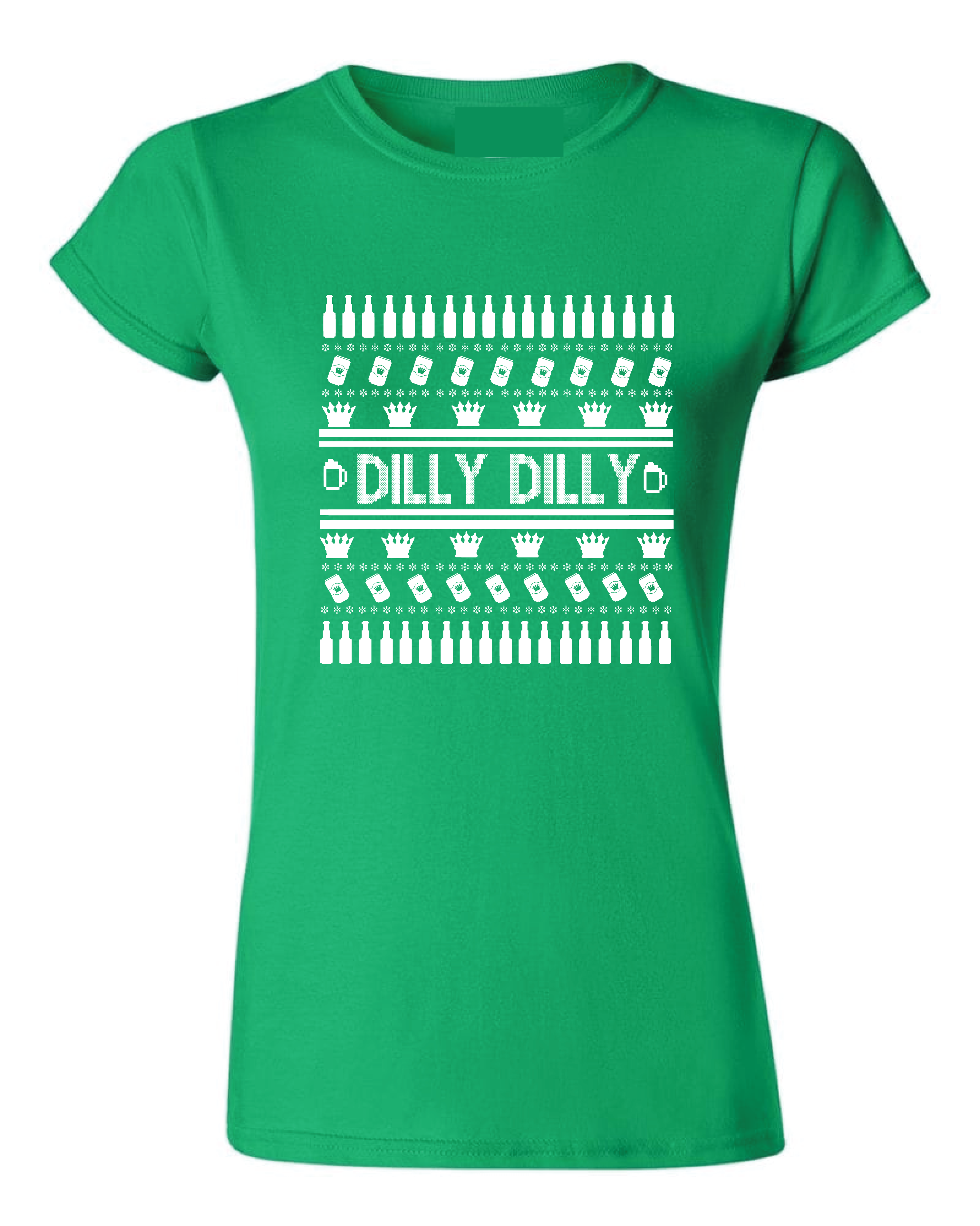 dilly dilly ugly christmas sweater shirt