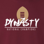 Dynasty - Alabama, Hoodie, Long-Sleeved, T-Shirt, Crew Sweatshirt, Women's Cut T-Shirt