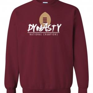 Dynasty - Alabama, Maroon, Crew Sweatshirt