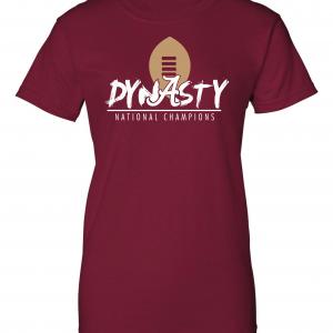 Dynasty - Alabama, Maroon, Women's Cut T-Shirt