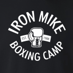 Iron Mike Boxing Camp, Hoodie, Long-Sleeved, T-Shirt, Crew Sweatshirt, Women's Cut T-Shirt
