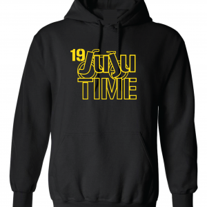 Juju Time - Smith-Schuster - Pittsburgh, Black, Hoodie