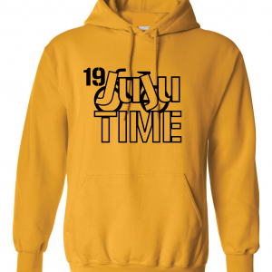 Juju Time - Smith-Schuster - Pittsburgh, Gold, Hoodie