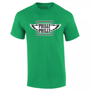 Philly Philly - Philadelphia Eagles, Green, T-Shirt