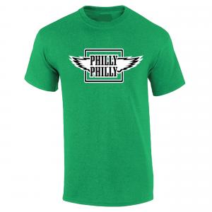 Philly Philly - Philadelphia Eagles, Green, T-Shirt