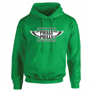 Philly Philly - Philadelphia Eagles, Green, Hoodie