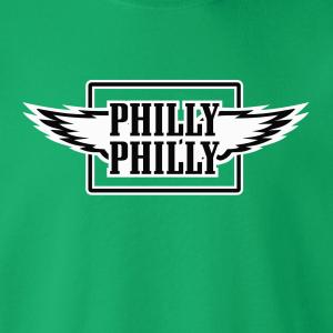 Philly Philly - Philadelphia Eagles, Hoodie, Long-Sleeved, T-Shirt, Crew Sweatshirt, Women's Cut T-Shirt