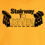 Stairway to Seven - Pittsburgh Steelers, Hoodie, Long-Sleeved, T-Shirt, Crew Sweatshirt, Women's Cut T-Shirt