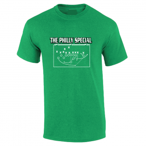 The Philly Special - Philadelphia Eagles, Green, T-Shirt