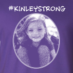 Kinley Strong T-Shirt, Purple