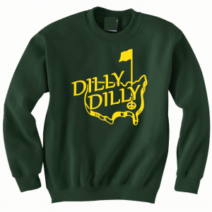 Dilly Dilly Masters - Green, Crew Sweatshirt