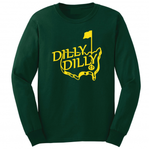 Dilly Dilly Masters - Green, Long-Sleeved