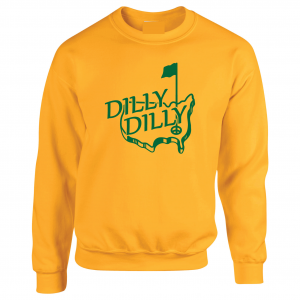 Dilly Dilly Masters - Gold, Crew Sweatshirt