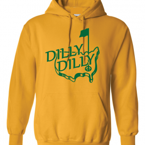 Dilly Dilly Masters - Gold, Hoodie