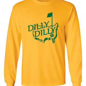 Dilly Dilly Masters - Gold, Long-Sleeved