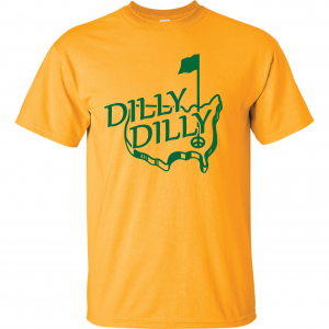 Dilly Dilly Masters - Gold, T-Shirt