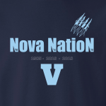 Nova Nation - Villanova Wildcats, Hoodie, Long-Sleeved, T-Shirt, Crew Sweatshirt, Women's Cut T-Shirt