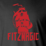 Fitzmagic, Hoodie, Long-Sleeved, T-Shirt, Crew Sweatshirt, Women's Cut T-Shirt
