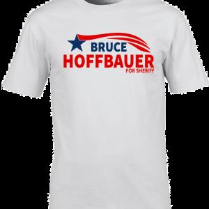 bruce hoffbauer for sheriff