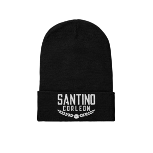 Santino Corleon Beanie Black