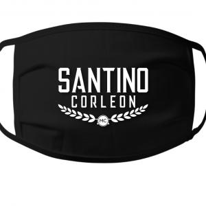 Santino Corleon Facemask Black