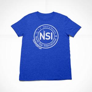NSI Supporter - Heather Royal Blue
